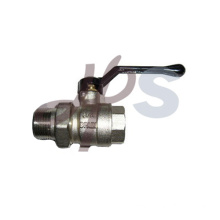 Brass ball valves with union